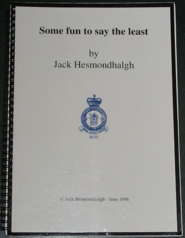 Some Fun to say the Least, by Jack Hesmondhalgh
